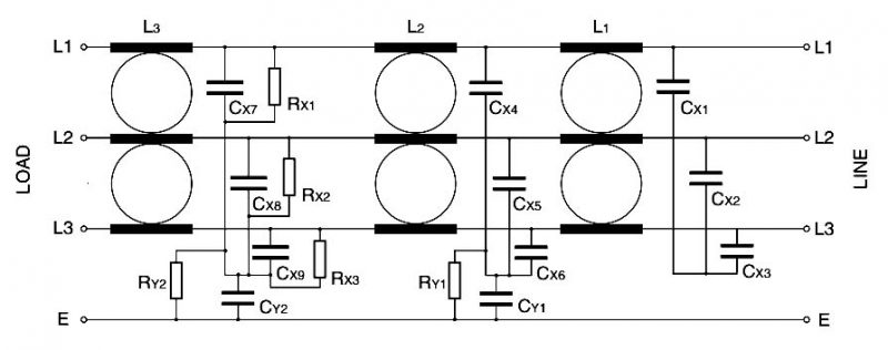 Three Phase MHP Circuit