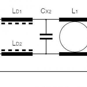 RF 1XX - 2M Single Phase Circuit